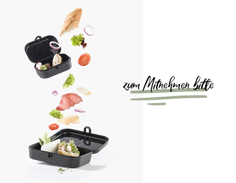 Lunchbox Und Essen